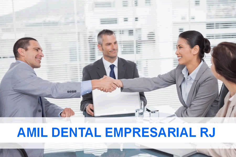Amil Dental Empresarial Rio de Janeiro