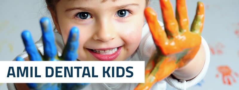 Amil Dental kids Rio de Janeiro
